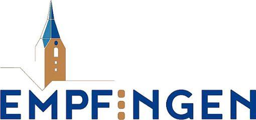Das ist das neue Logo der Gemeinde Empfingen. Die drei Ortsteile sind in dem i repräsentiert.   Foto: Gemeinde Empfingen Foto: Schwarzwälder Bote