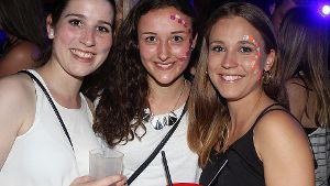 Full-Moon-Party wird voller Erfolg