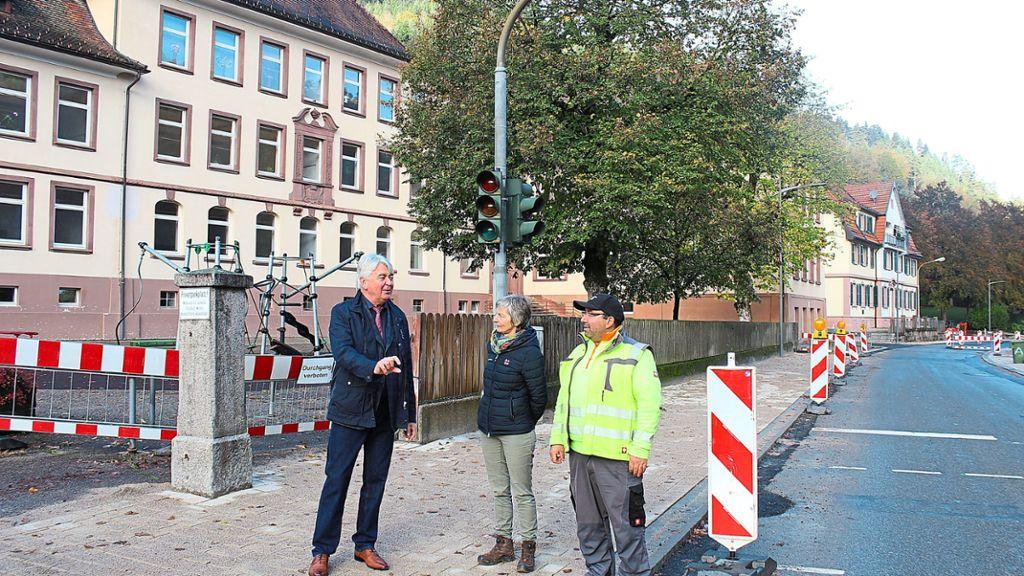 Hornberg: Schulbusverkehr wird umgeleitet - Schwarzwälder Bote - Schwarzwälder Bote