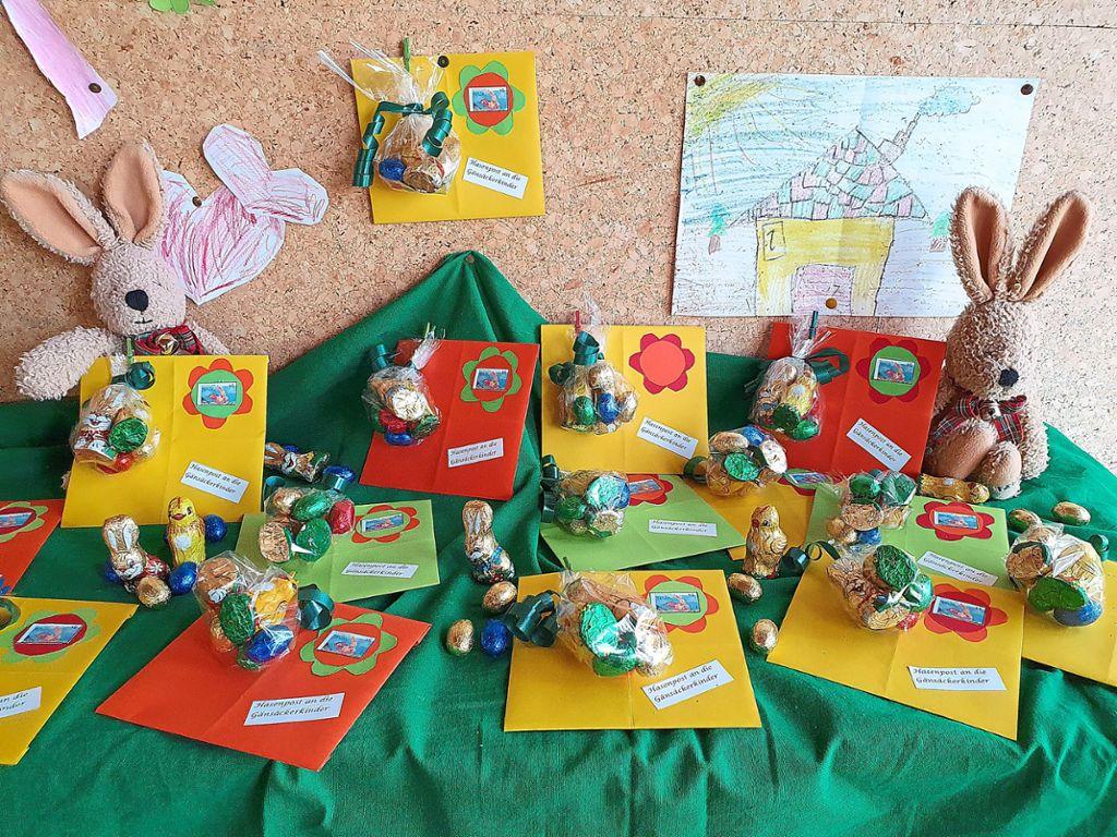 Kleinkind ostergeschenk Ostergeschenke für