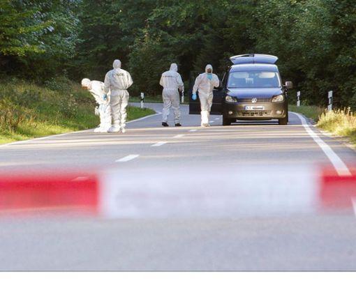 Der Fokus der Beamten liegt nun auf den Ermittlungen im sozialen Umfeld des Opfers. Foto: Keller