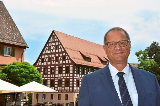 Die Staatsanwaltschaft ermittelt im Fall der Vorwürfe gegen OB-Kandidat Jürgen Roth. Foto: Spitz