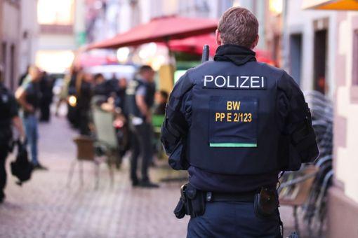 In der Villinger Innenstadt gab es eine Drogen-Razzia. Foto: Marc Eich