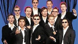 Calw: The 12 Tenors auf Tour