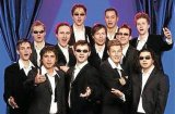 The 12 Tenors auf Tour