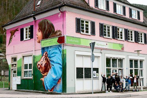 Seit 20 Jahren ist der Freiraum eine Anlaufstelle für Kinder und Jugendliche in Bad Wildbad.  Foto: Ferenbach Foto: Schwarzwälder Bote