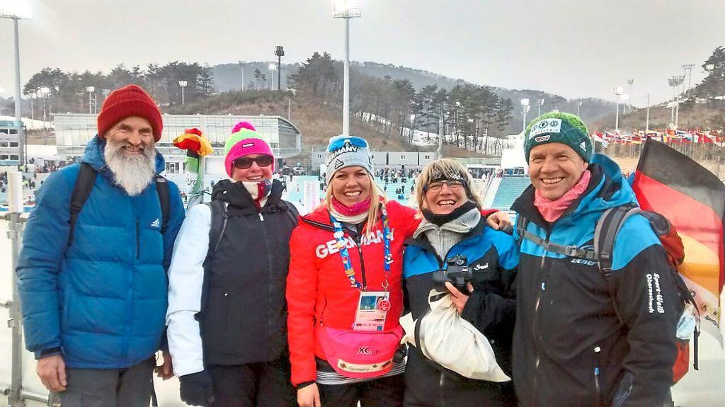 Olympia Sandra Ringwald Wird Weiterhin Unterstützt Wintersport