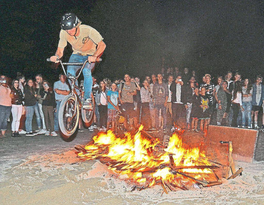 St. Georgen: Heiße Reifen in kühler Nacht - St. Georgen ...