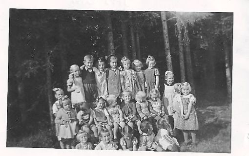 Der Turm diente von 1940 bis 1945 als Ernte-Kindergarten. Foto: Schwarzwälder Bote