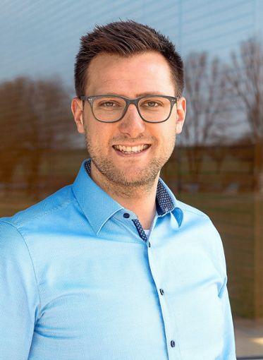 Markus Saier kandidiert für den Gemeinderat in Empfingen.  Foto: Saier Foto: Schwarzwälder Bote