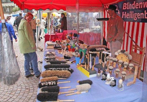 Der belliebte Naturfparkmarkt, verbunden mit einem verkaufsoffenen Sonntag ist am 14. September.    Archiv-Foto: Vaas Foto: Schwarzwälder-Bote