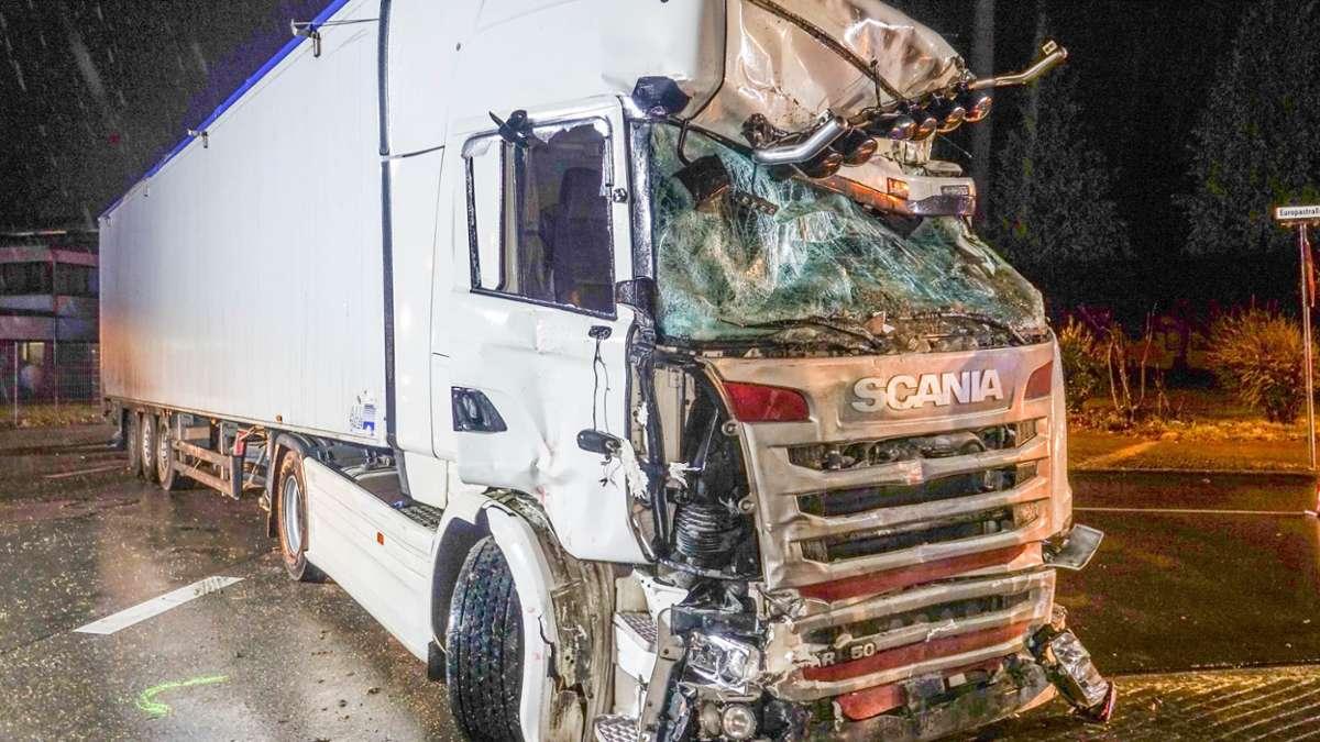 Polizeibericht Freudenstadt Unfall