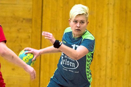 Verena Hinz und die Frauen der SG HLT möchten  auch im letzten Spiel des Jahres gewinnen.  Foto: Müller Foto: Schwarzwälder Bote