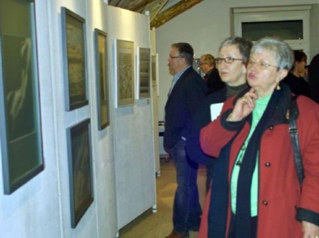 Fotostrecke bildergalerie vernissage des kunstkreises for Ful haus 6 25