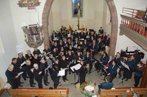 Die renovierte Kirche Flözlingen bietet stimmungsvolles Ambiente für das Kirchenkonzert.  Foto: Kirchengemeinde Foto: Schwarzwälder-Bote