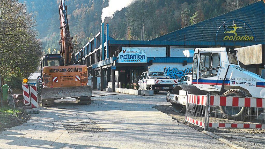 Bad Liebenzell: Stadt erschließt zwei Gewerbeflächen