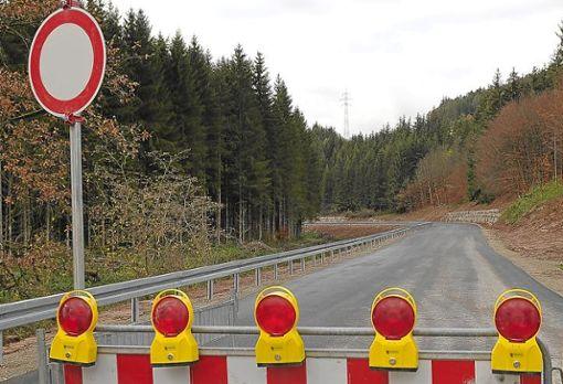 Wegen dem Baus des Nationalparkzentrums ist die Straße auf den Ruhestein teils gesperrt. (Symbolbild)  Foto: Strienz