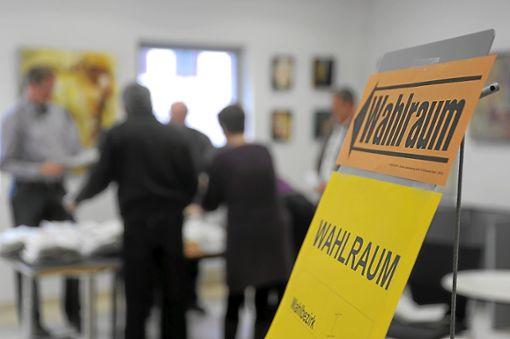 Am Sonntag, 26. Mai, sind die Bürger in Beihingen, Oberschwandorf und Unterschwandorf zur Wahl der Ortschaftsräte aufgerufen.  Archiv-Foto: Katzmaier Foto: Schwarzwälder Bote