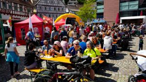 Calw: Streetfood-Festival lockt in Hessestadt