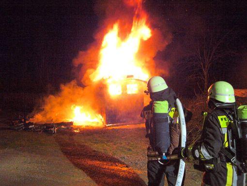 Foto: Feuerwehr Horb am Neckar