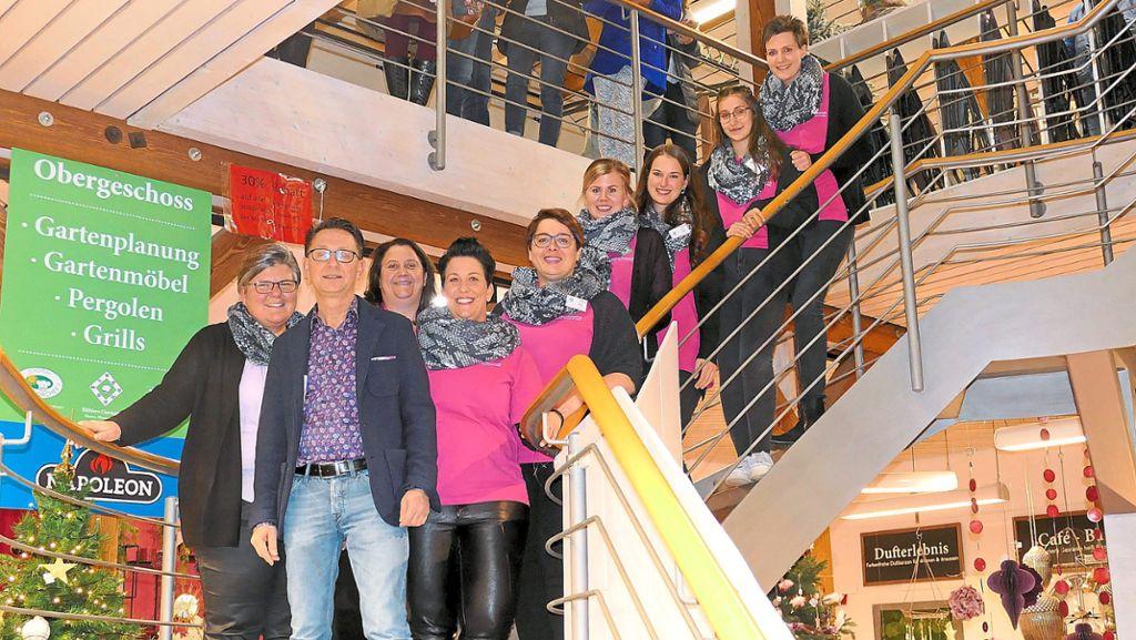 Nagold: Floristik bei Gartenwelt Bühler feiert 25-Jähriges - Nagold - Schwarzwälder Bote