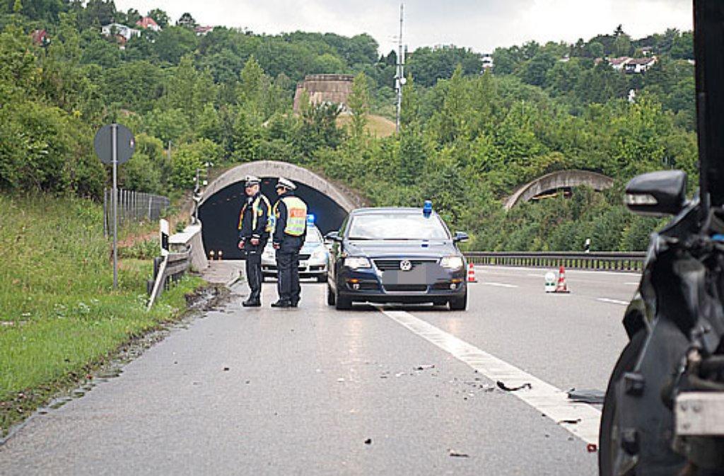 Unfall Engelbergtunnel Heute