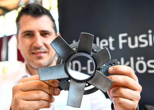 Kunststoffprodukte werden am 10. April in der Neuen Tonhalle   beim  Innovations-Forum vorgestellt.   Foto: Kunststoff-Institut Foto: Schwarzwälder Bote