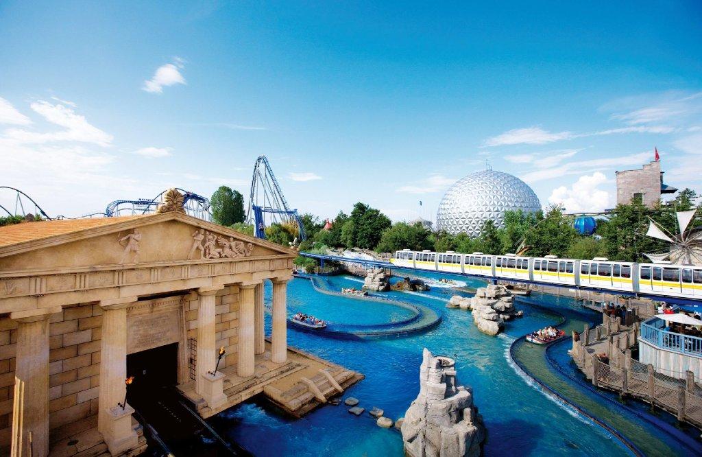 Europapark Geschlossen