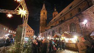 Wo Ist Noch Weihnachtsmarkt.Villingen Schwenningen Weihnachtsmarkt Villingen Besucher Singen