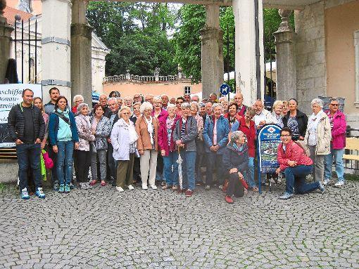 Auf Tour war der Obst- und Gartenbauverein Höfen.  Foto: Verein Foto: Schwarzwälder-Bote