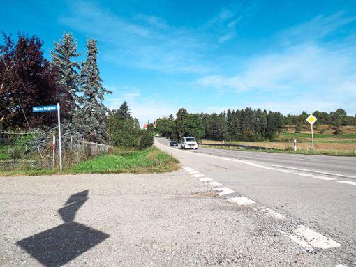 Ab Montag ist die L415 in Richtung Geislingen gesperrt. Die Umleitung führt dann über Ostdorf.  Foto: Schnurr