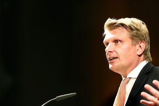 Thomas Bareiß (CDU). Foto: Steffen Maier