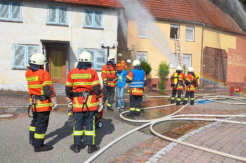 Feuerwehr Simmozheim