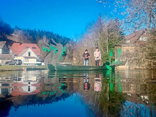 Beim Drachenbootrennen winken tolle Preise. Foto: Schwarzwälder Bote