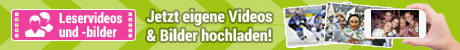 Upload Leservideos/-bilder