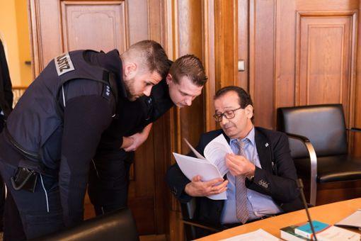 Beim nächsten Verhandlungstag wird das psychiatrische Gutachten zu Drazen D. erwartet. Foto: Graner