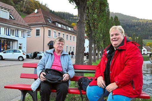Zumindest in Oberwolfach kommen die Mitfahrbänkle sehr gut an.   Archivfoto: Steitz Foto: Schwarzwälder Bote
