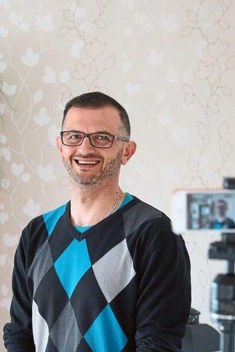 Martin Inci aus Talheim sucht mittlerweile zum zweiten Mal im Fernsehen nach einer Frau.  Foto: Lück Foto: Schwarzwälder Bote