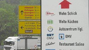 Haigerloch B 463 Wird Frei Gegeben Haigerloch Schwarzwalder Bote