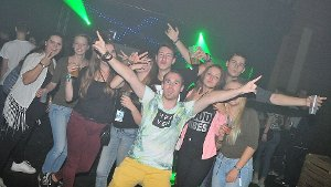 Jugendclub Bochingen feiert 20th Birthday