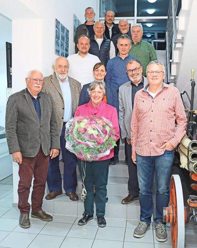 In der  Sitzung des Gemeinderats wurden besonders treue Gemeinderäte der Gemeinde Waldachtal geehrt.  Foto: Wagner Foto: Schwarzwälder Bote