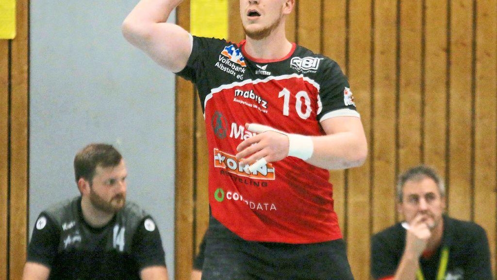 Handball: Eine herbe Niederlage - Handball - Schwarzwälder Bote