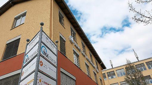 Die IKK classic prüft derzeit im Rahmen ihrer Neuausrichtung, ob und wie es mit dem Standort Rottweil langfristig weitergeht. Foto: Otto