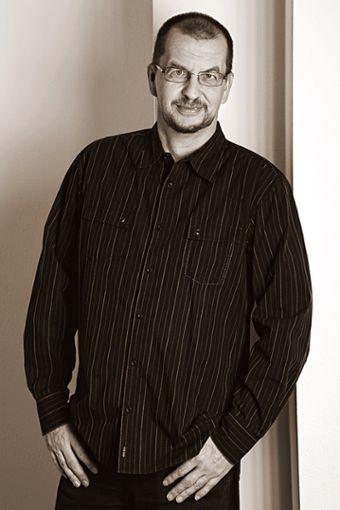 Christian Kaufmann schreibt aus Leidenschaft.  Fotos: Kaufmann Foto: Schwarzwälder Bote