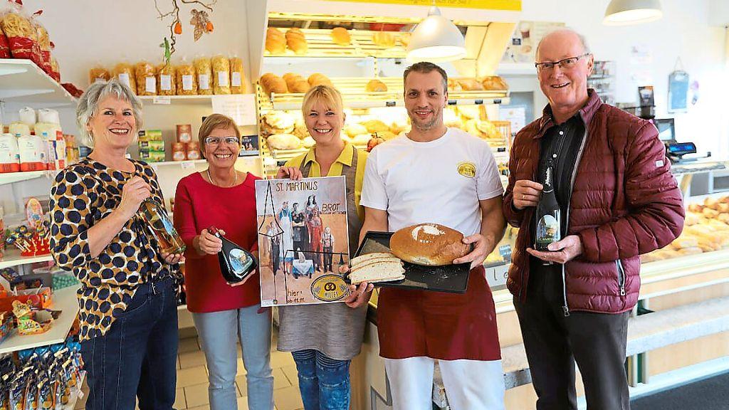 Dotternhausen: Brot und Wein für die Kirche - Schwarzwälder Bote - Schwarzwälder Bote