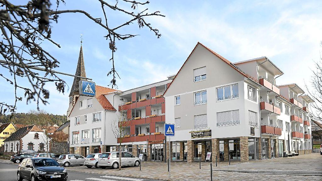 Wohnung Althengstett