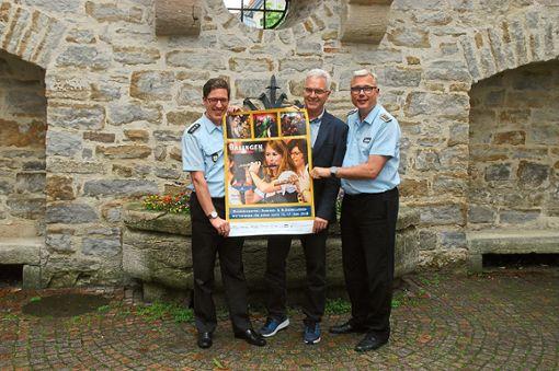 Sie freuen sich auf Bw Musix: Jürgen Albrecht, Harry Jenter und Sven Kempe (von links).   Foto: Hertle Foto: Schwarzwälder Bote