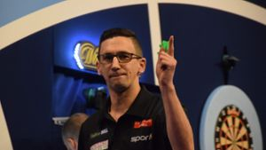 Darts: Robert Marijanovic in der Corona-Krise