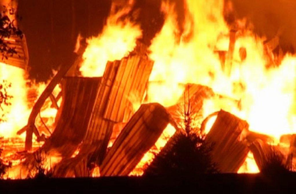 st georgen s gewerk brennt millionenschaden st georgen schwarzw lder bote. Black Bedroom Furniture Sets. Home Design Ideas