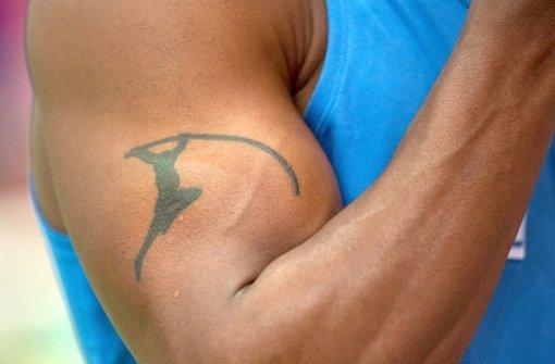 Mit Hilfe von Lasern lassen sich Körperbemalungen ohne großes Risiko behandeln – Umrisse bleiben aber häufig zurück. Foto: dpa